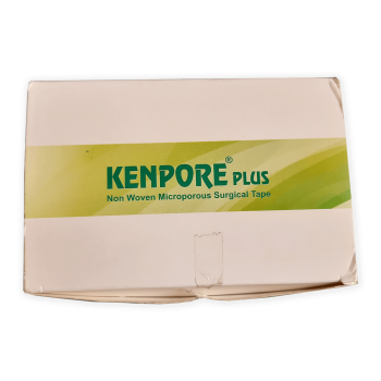 KENPORE PLUS NON-WOVEN MICROPOROUS SURGICAL TAPE 1""