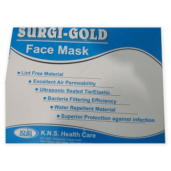 FACE MASK 2PLY
