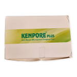KENPORE PLUS NON-WOVEN MICROPOROUS SURGICAL TAPE 2""