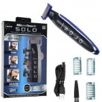 Microtouch Solo All In One Advanced Smart Rechargeable Full Body Beard Cordless Trimmer With Built-I