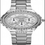Guess Ladies Swarovski Watch