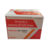 Tablet Glimepiride 2 Mg + Metformin 1gm Sr